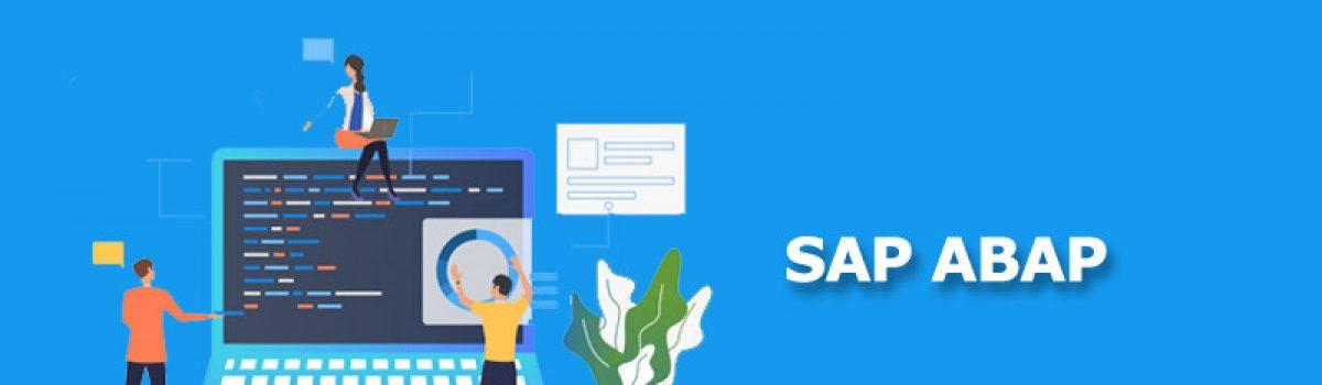 ¿Por qué me especialicé en SAP ABAP?